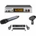 Sennheiser ew 335 G3-G bevielė rankinio 835 mikrofono sistema (566-608 MHz)