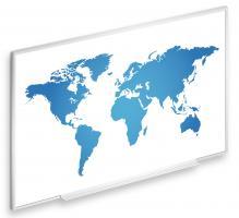 Projecta projekcinis ekranas - rašomoji lenta 16:10 120x190cm