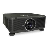 NEC PX700W vaizdo projektorius