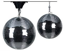 Ultralite DMSP15 mirror ball 15cm without motor