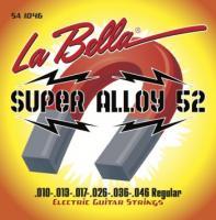 La Bella stygų komplektas elektrinei gitarai SA1046 Regular