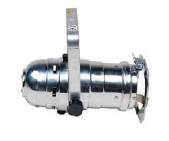 Ultralite PAR-20 prožektorius, poliruoto aliuminio korpusas